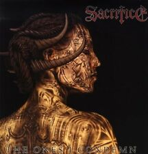 SACRIFICE - The Ones I Condemn LP - Thrash Metal - SEALED NEW COPY