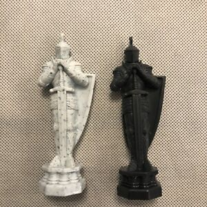 Mattel Harry Potter Wizard Chess Replacement Part White & Black King