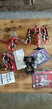 Transformers Movie Adv. Stinger, AOE Scorn, SS Drift & Rampage Lot