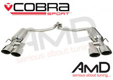 Cobra Sport Mercedes C180 1.6T Quad Exit Exhaust AMG Style Conversion W204