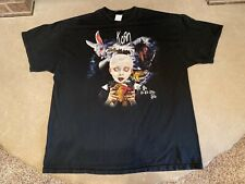 Korn Tour T Shirt See You On The Other Side Family Values Concert 2006 Men's 2Xl