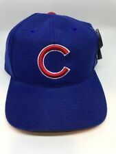 MLB CHICAGO CUBS HAT OUTDOOR CAP BASEBALL EMBROIDERED SNAPBACK NEW