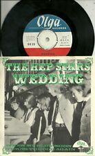 "S  Hep Stars -  Wedding  SCHWEDEN 7"" (mit  Benny Andersson pre ABBA) OLGA SO 25"