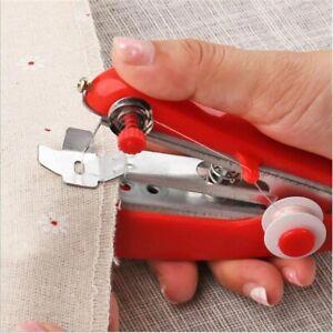 Mini Cordless Hand Portable Sewing Machine Needlework High Quality Hand-Held