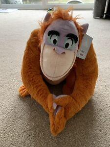 King Louie Jungle Book Cuddly Toy