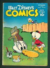 Walt Disney Comics & Stories #79-Golden Age 1946; Donald Duck Vintage; Dell