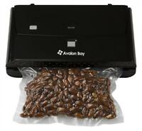 Avalon Bay Compact Vacuum Sealer for Food Storage