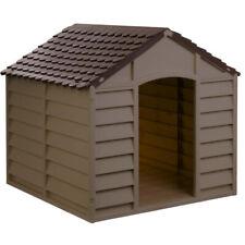 Plastic Durable Outdoor Dog Kennel Shelter
