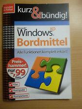 Heft kurz & bündig Windows XP Bordmittel Alle Funktionen komplett erklärt