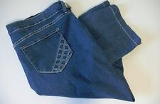 NYDJ Not Your Daughter's Jeans Plus Audrey Ankle Jeans Maryland Wash Sz 16W-NWT