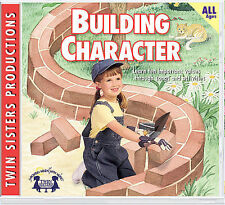 Twin Sisters Productions Building Character Music CD CD