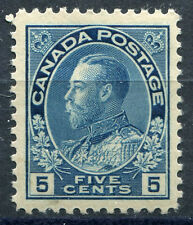 CANADA #111 VF Light Hinged Issue - King George V - S8012