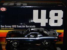 1:18 Scale GMP/Acme 1970 Dan Gurney Trans Am Barracuda, Item No. A1806101
