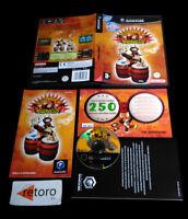 DONKEY KONGA Nintendo GAMECUBE PAL-España Español Game Cube