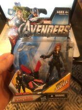 Marvel Avengers Movie Black Widow Grapple Blast Launcher 3.75 Inch Figure 2012
