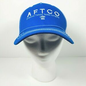 AFTCO American Fishing Tackle Company Meshback Flexfit Guide Hat L/XL
