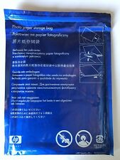 HP Photo Paper Storage Bag *SEALED* 9222-3275
