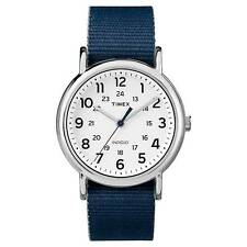 Timex Quartz (Automatic) Nylon Strap Wristwatches