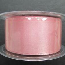 Berisfords Top Quality Double Faced Ribbon 20 Metre X 35mm Colour 45 Ecru