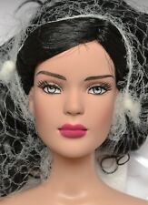 """Tonner Marley Wentworth Chic City Lights 16"""" NUDE Doll NEW"""