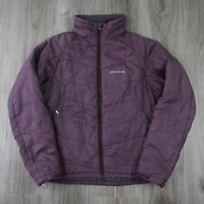 Vintage Womens Sprayway Vision Primaloft Quilted Insulated Jacket Purple 16 XL