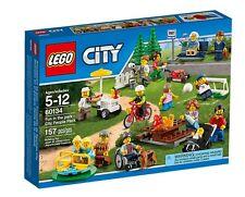 YRTS Lego CITY 60134 Diversión en el Parque: Gente de la Ciudad ¡Nuevo en Caja!