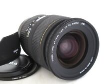 Sigma AF 24-70mm 2.8 EX DG asph. Objektiv Sony a-mount Gewährleistung 1 Jahr