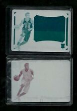 R.J. Hunter National Treasures COLOSSAL JERSEY AUTOGRAPHS Print Plate #1/1! LOT!