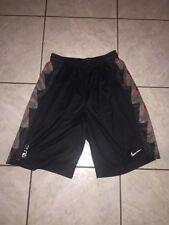 Nike Elite Mens Basketball Shorts Sz 2XLT BNWOT Blk