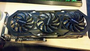Nvidia Gigabyte Windforce GTX 970