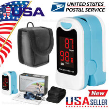 Hot Newest Finger Pulse Oximeter Portable SPO2 Sensor Pulse Heart Rate Monitor