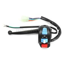 """Universal 7/8"""" Motorcycle GY6 50cc 150cc Left Brake Lever Light Switch Control"""