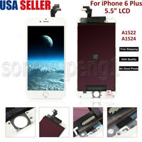 """White For iPhone 6 Plus 5.5"""" Screen Replacement LCD Touch Digitizer OEM Assembly"""