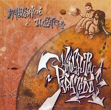 "RAPSUSKLEI & HAZHE ""HIJOS DE PUTA PARA TODO"" RARE SPANISH CD / RAP - HIP HOP"