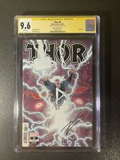 Thor 6 Skroce Variant CGC 9.6 SS 2953332022