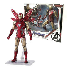 "Armored MK85 Iron Man Avengers Endgame Marvel 7"" Action Figure Toy Collection"