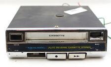 Realistic 12-1813 Car Audio Tape Cassette Player Portable