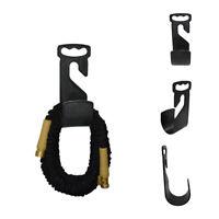 KM_ Wall Mounted Garden Hose Pipe Reel Holder Hanger Storage Hook Plastic Rack