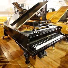 Bluthner Aliquot Black Baby Grand Piano at Sherwood Phoenix - SUPER SUMMER SALE