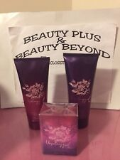 AVON Unplugged for Her Eau de Parfum Spray > Body Lotion & Shower Gel 3 PC.  SET