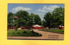 Port Huron,MI Michigan, Circle Inn Motel 18 units, Philip Scrol Proprietor
