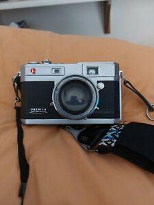RARE! Vintage Camera Petri F1.9 COLOR CORRECT SUPER