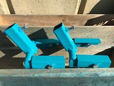 PALLET BUSTER BREAKER DISSMANTLER TOOL <BLUE>  (Pivoted Arms)