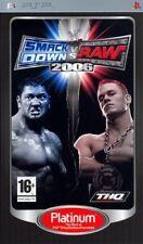 Thq WWE Smackdown VS Raw 2006 PLT