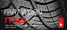 PartWorn tyres MACCLESFIELD  185-55-14 195-65-15 185-55-15  205-55-16  235-45-17