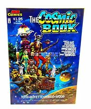 Cosmic Book #1,Ace Comics, alex toth LAST WORK OF WALLY WOOD 1986 one-shot,VF/NM