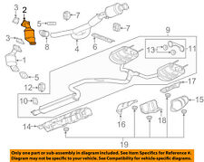 GM OEM-Catalytic Converter 20929196