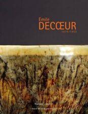 Emile Decoeur, 1876-1953 - relié LIVRE NEUF