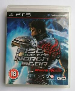 Fist of the North Star Ken's Rage PS3 PlayStation 3 UK PAL