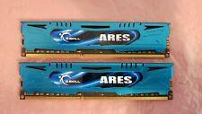G.SKILL ARES 8GB (2x4GB) DDR3 1600MHz PC3-12800 F3-1600C9D-8GAB Desktop Ram Memo